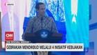 VIDEO: Gebrakan Mendikbud Melalui 4 Inisiatif Kebijakan