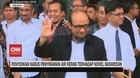 VIDEO: KPK Menunggu Kasus Penyiraman Air Keras Novel Baswedan