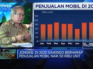 Gaikindo: Target Penjualan Otomotif 2020 Naik 5%