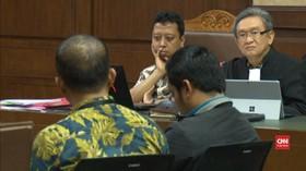 VIDEO: JPU Konfrontir Staf Romahurmuziy dan Penyidik