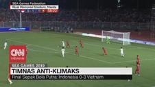 VIDEO: Kalah dari Vietnam, Timnas Indonesia Anti-Klimaks
