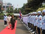 Mantap! Prabowo Tawarkan Kopassus Latih Pasukan Khusus Laos