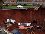Melihat Longsor Dahsyat di Ibu Kota Brasil