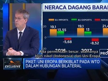 Uni Eropa Akan Konsultasikan Larangan Ekspor Nikel RI di WTO