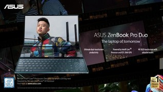 ASUS Hadirkan ZenBook Baru dengan Fitur Paling Canggih