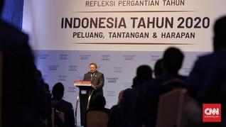Pindah Ibu Kota, SBY Singgung Jual Aset dan Utang Luar Negeri