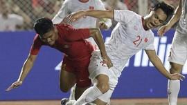 FOTO: Kalahkan Indonesia, Vietnam Cetak Sejarah di SEA Games