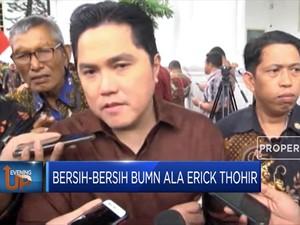 Ini Rencana Erick Thohir Selanjutnya untuk BUMN!