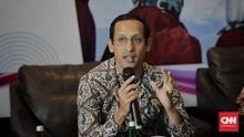 Rombak Struktur Kemendikbud, Nadiem Sebut Ikuti Arahan Jokowi