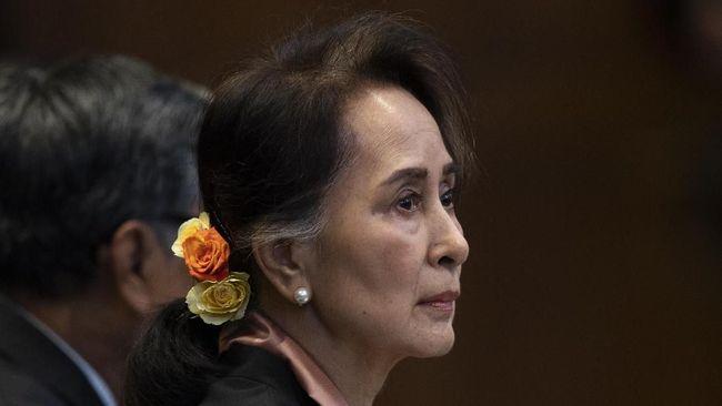 Di Mahkamah Internasional, Suu Kyi Tepis Pembantaian Rohingya