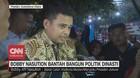 VIDEO: Menantu Jokowi Bantah Bangun Politik Dinasti
