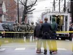 Baku Tembak Terjadi di New Jersey AS, 6 Orang Tewas
