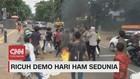 VIDEO: Demo Hari HAM Sedunia Berujung Ricuh