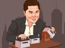 Mahaka dapat Proyek Garuda, Ini Pengakuan Erick Thohir!