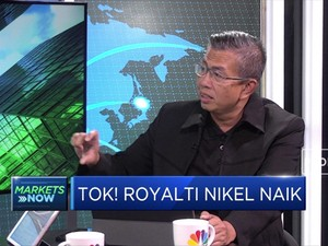 Analis: Aturan Royalti Berdampak Positif Bagi Industri Nikel