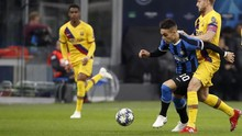 Dikalahkan Barcelona, Inter Tersingkir dari Liga Champions