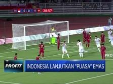 Indonesia Lanjutkan Puasa Emas di Sea Games 2019