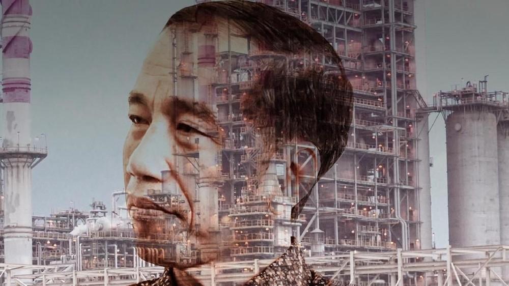 Jokowi Geram RI 30 Tahun Tak Bangun Kilang!