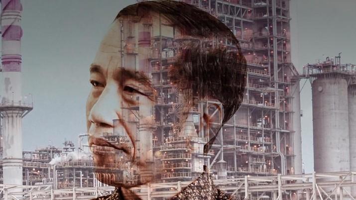 Pak Jokowi, Defisit Migas RI di 2019 Turun 27% Loh!