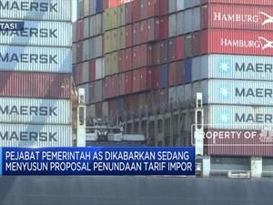 AS Bakal Tunda Tarif Impor Untuk China, Bener Gak Nih?