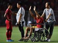 Evan Dimas Sempat Takut Kaki Patah di Final SEA Games