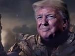 Ramai-ramai 'Avengers' Galang Dana Buat Lawan Donald Trump