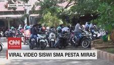 VIDEO: Viral Video Siswi SMA Pesta Miras di Kamar