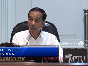 Kesal Impor Baja Tinggi, Ini PR Luhut dari Jokowi
