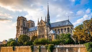 Pertama dalam 2 Abad, Notre-Dame Paris Tak Gelar Misa Natal