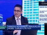 Kinerja Penjualan Otomotif 2019 Turun, Simak Analisisnya
