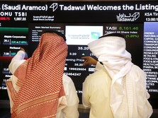 Jual Saham Tambahan, Nilai IPO Aramco Capai Rekor Rp 412 T