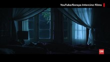 VIDEO: Cinta Laura Berusaha Tak 'Lebay' di Jeritan Malam
