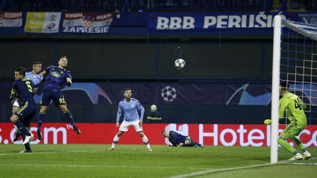 Man City Didampingi Atalanta ke Babak 16 Besar Liga Champions