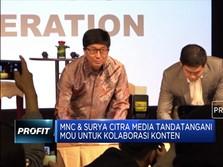 MNC dan SCMA Tanda Tangan Kerja Sama untuk Kolaborasi Konten