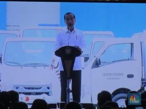 Jokowi: CAD Rampung, Kita Tarung dengan Negara Manapun Ayo!