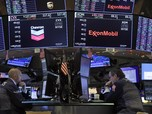 Volatilitas Menggila, Dow Jones Kembali Dibuka Anjlok