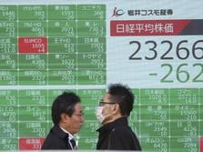 Bursa Asia Mixed, Nikkei Masih Jadi Juara