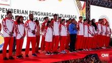Kemenpora: 250 M Lebih Bonus Atlet SEA Games dari Dana BA BUN