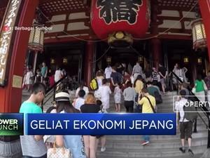 Abe Ngga Terima Proyeksi Lesu Ekonomi Jepang