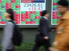 Pekan Terakhir 2020, Bursa Asia Dibuka Hijau! Nikkei Melesat