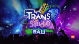 VIDEO: Melihat Canggihnya Trans Studio Bali