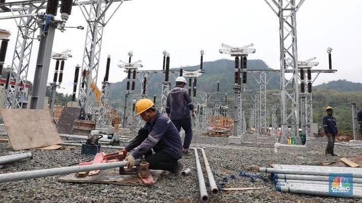 Porsi Batu Bara Naik, Target Energi Baru RI Makin Berat