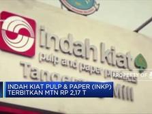 Emiten Kertas Sinarmas Terbitkan Obligasi Jumbo Rp 3,55 T