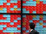 Dolar & Obligasi AS Menguat, Bursa Saham Asia Memerah