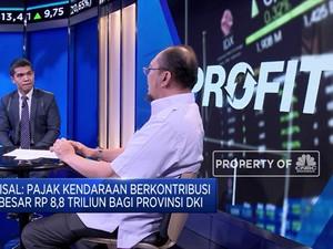 BPRD DKI Terapkan Law Enforcement Bagi Penunggak Pajak