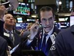 Asa Stimulus Muncul Lagi, Wall Street Naik Tipis di Pembukaan