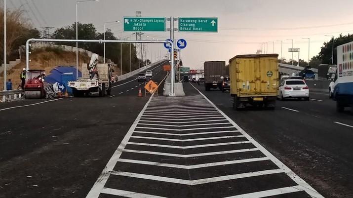 Lalu lintas truk akan dibatasi saat Nataru.