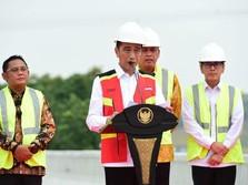Konkret, Jokowi Mau Setop Ekspor Bauksit: Ngapain Takut?