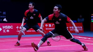 Ahsan/Hendra Juara BWF World Tour Finals 2019