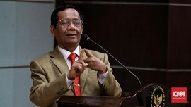 Mahfud Tuntut Malaysia Ikut Cegah Penyanderaan WNI